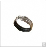 Type B Pipe Coupling/Hose Clamp with Rubber Inside